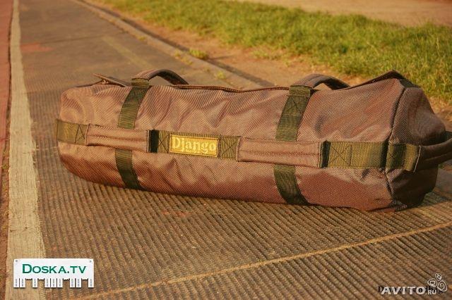 Сшить сумку для тренировок 852